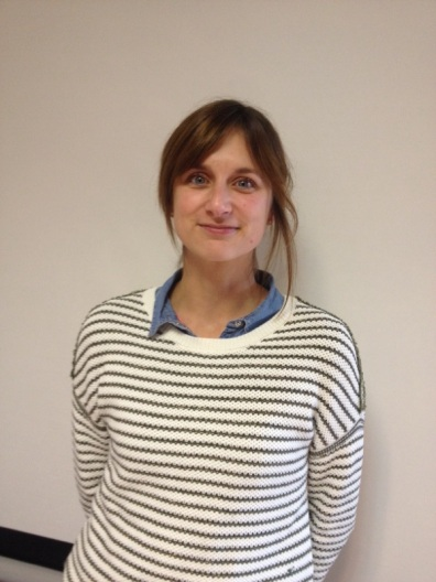 Gaëlle DANE, assistante commerciale
