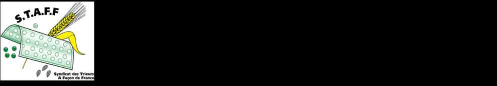 logo staff texte
